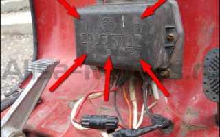 Как подключить реле-регулятор мотороллера Муравей?