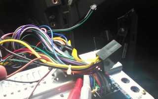 Подключение магнитолы. Что, куда и как? — Chevrolet Lacetti, л., года на DRIVE2