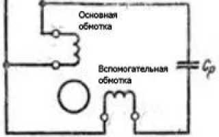 Схема подключения компрессора холодильника с конденсатором и напрямую