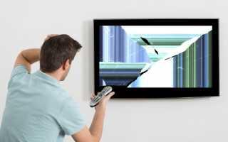 Звук есть, но нет картинки на телевизоре LG — 7 вариантов ремонта