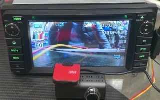 Подключаем видеорегистратор без прикуривателя разными способами
