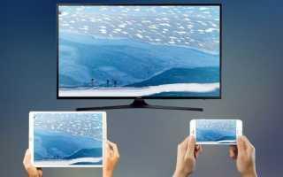 Как подключить iPhone к телевизору Sony
