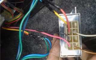 Центральный замок ВАЗ-2110: устройство системы, схемы и ремонт