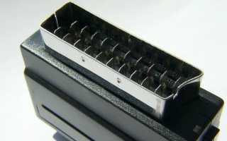 4 способа подключения видеомагнитофона к телевизору