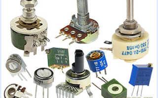 Многооборотные подстроечные резисторы типоразмера 3296. Продолжаем сборку Линейного ЛабБП… 2 часть…