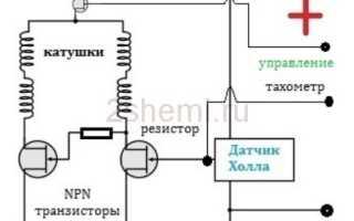 Распиновка 3-Pin кулера