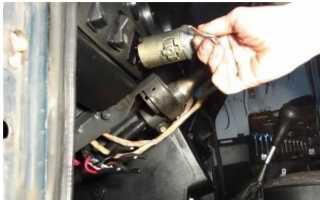 Схема подключения замка зажигания на инжекторной ВАЗ-2114: подробная распиновка проводов