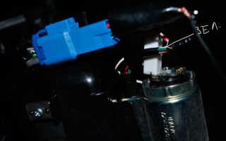 Противотуманные фары на Тойоту Короллу: самостоятельная установка
