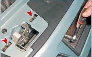 Как открыть капот на рено логан если порвался тросик видео — расписываем по пунктам