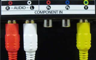 Как правильно подключить провод-тюльпан, какие цвета и за что отвечают