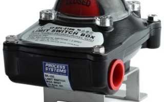 Концевой выключатель с роликом: принцип работы, советы при покупке, инструкция по монтажу