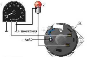Первая помощь, если не работает тахометр на ВАЗ 2107 с инжекторным и карбюраторным двигателем
