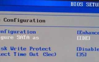 Основы настройки AWARD BIOS на примере  CMOS Setup Utility — Copyright (C) 1984-2008 AWARD Software