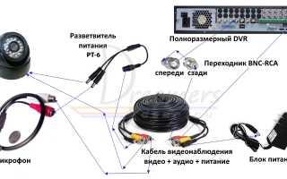 Микрофон для системы видеонаблюдения область применения особенности подключения