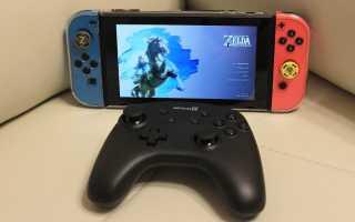 Для Nintendo Switch вышел адаптер, позволяющий подключать сторонние геймпады