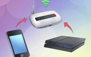 Как подключить контроллер Playstation 4 к iPhone или iPad