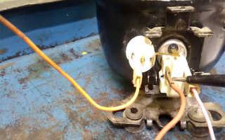Как подключить компрессор холодильника напрямую без реле