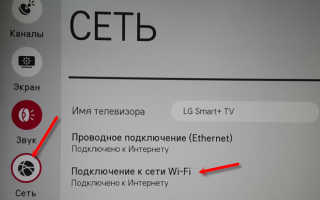 Как выйти в интернет с телевизора LG: советы Бородача