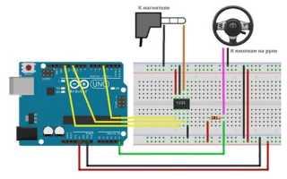 Как подключить мультируль и камеру заднего вида к магнитоле Android на Lada Vesta