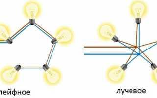 Схемы и нюансы подключения светодиодных светильников к сети 220 В