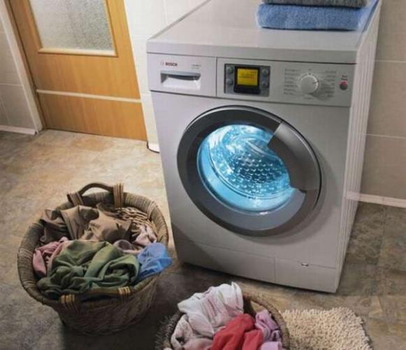 Подготовка одежды к стирке