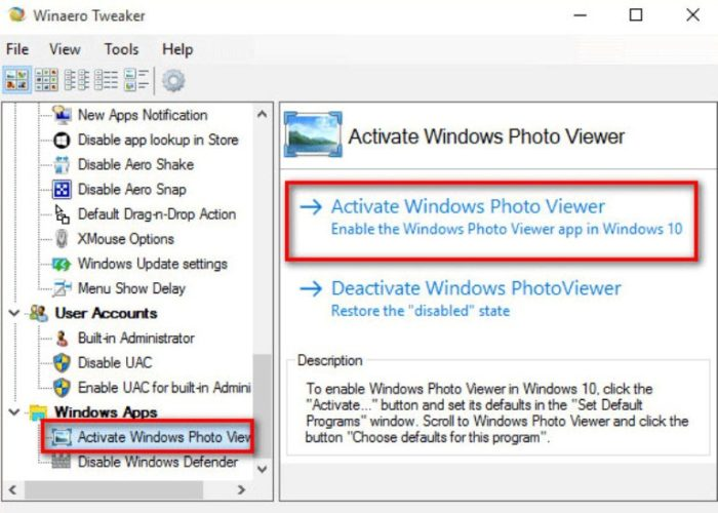 SHHelkaem-v-pravoj-chasti-okna-na-strochku-Activate-Windows-Photo-Viewer-zatem-sleva-nazhimaem-na-ssy-lku-s-takim-zhe-nazvaniem-e1526842811716.jpg