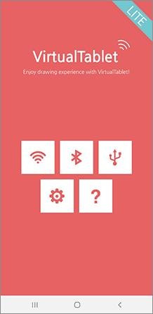 Приложение VirtualTablet для компьютера
