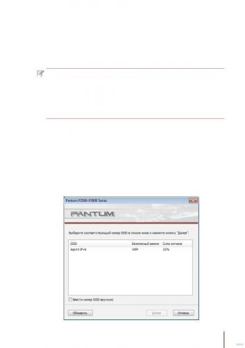 Подключение по Wi-Fi принтера Pantum M6500W: простые инструкции
