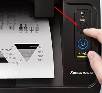 Как подключить принтер Samsung Xpress M2020W по Wi-Fi
