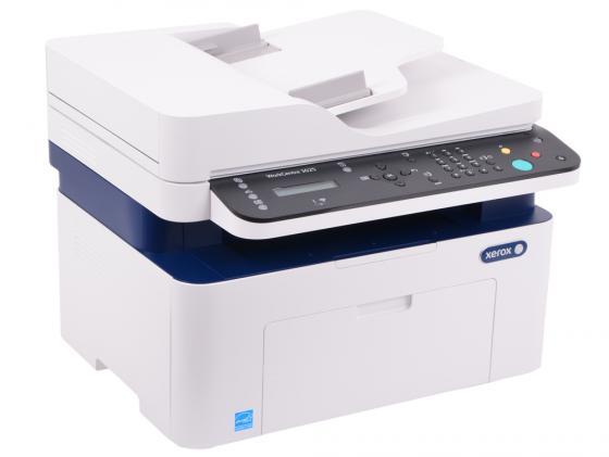 МФУ Xerox WorkCentre 3025: настройка и подключение по Wi-Fi