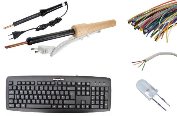 izgotovlenie-girlyandy-iz-staroj-klaviatury-600x396.jpg