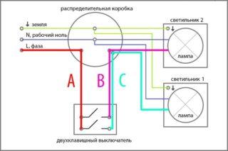 5-Shema-podkljuchenija-dvuhklavishnogo-vykljuchatelja-320x213.jpg