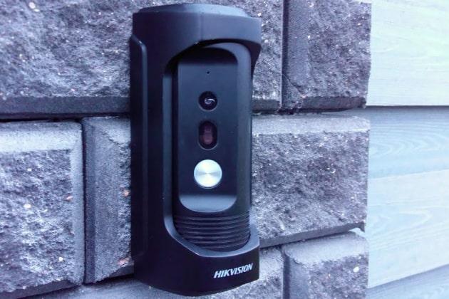 видеокамера городского видеонаблюдения