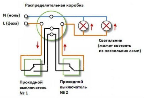 sborka-shemy-dvuh-prohodnyh-vyklyuchateley-v-raspredkorobke-1-500x342.jpg