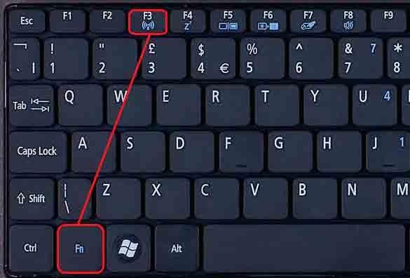 Включение Bluetooth на ноутбуке: как быстро найти и включить