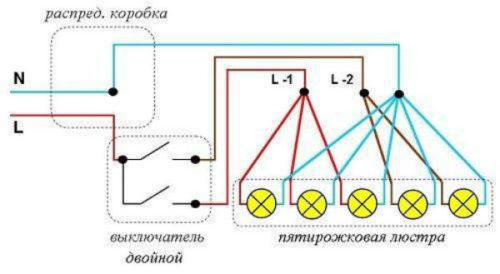 shema-podklyucheniya-lyustry-na-pyat-lampochek-k-dvoynomu-vyklyuchatelyu-500x274.jpg