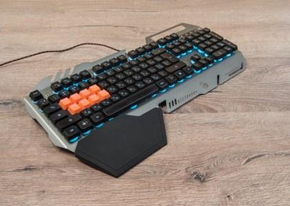 Обзор игровой клавиатуры A4Tech Bloody B418: оптику в массы!