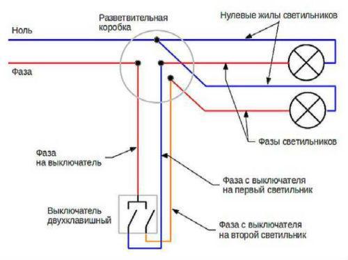shema-podklyucheniya-svetilnikov-cherez-dvuhklavishnyy-vyklyuchatel-500x374.jpg