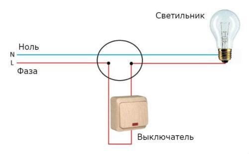 shema-podklyucheniya-svetilnika-cherez-odnoklavishnyy-vyklyuchatel-500x310.jpg