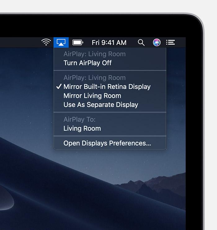 macos-mojave-macbook-status-bar-airplay-dropdown-mirroring-options.jpg
